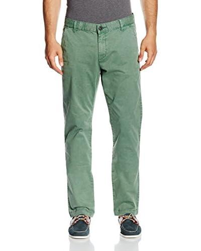 Murphy & Nye Pantalone Dover Trousers [Verde Chiaro]