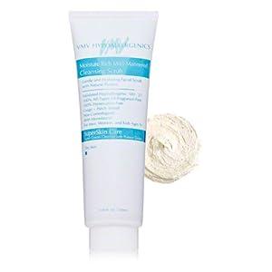 VMV Hypoallergenics SuperSkin Care Moisture Rich Mild-Mannered Cleansing Scrub for Dry Skin 4.06 fl oz. from VMV Hypoallergenics