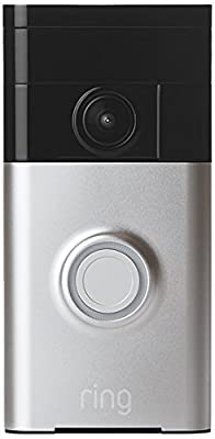 Ring Wi-Fi Enabled Video Doorbell and Wi-Fi Enabled Chime