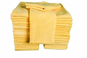 Meguiar's Supreme Shine Microfiber Cloths (Pack of 3) by Meguiar's