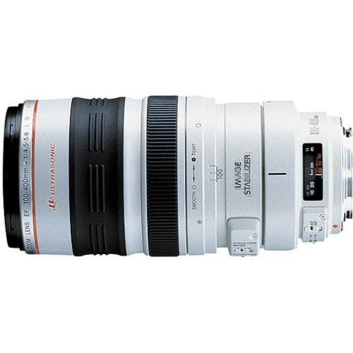 Canon 100 - 400 mm / F 4,5 - 5,6 EF L IS USM Lens