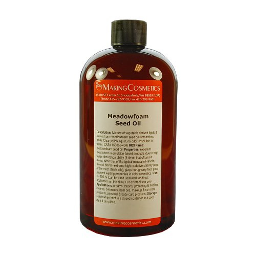 Meadowfoam Seed Oil - 4.2floz / 125ml