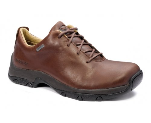 BRASHER Pemba GTX Ladies Walking Shoes, Brown, UK7