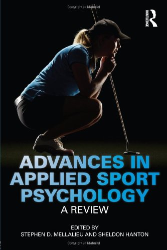Advances in Applied Sport Psychology: A Review