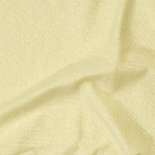 Kids Line Jersey Knit Portacrib Sheet, Yellow