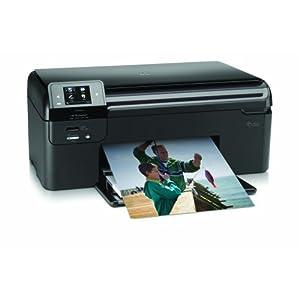 HP Photosmart Wireless B110a インターネット直接接続・無線対応・黒顔料・4色独立インク A4インクジェット複合機 CN248C#ABJ