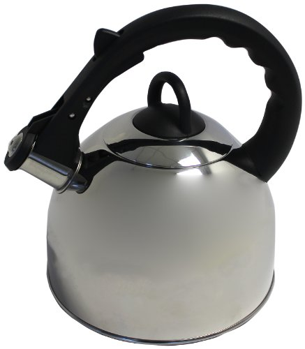 imperial-easycook-2-litre-stainless-steel-whistling-kettle-with-bakelite-handle-silver-and-black