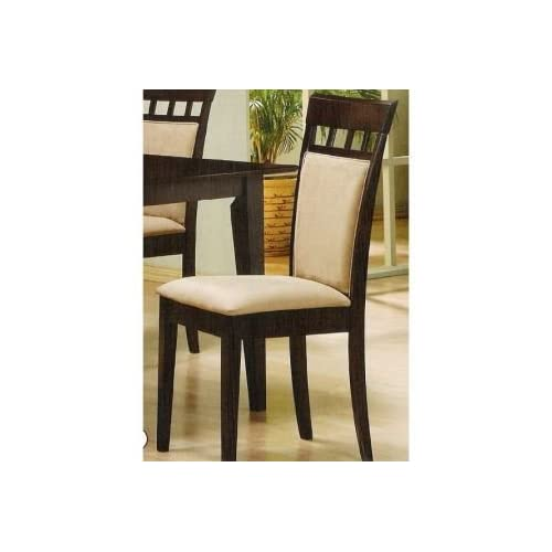 Super Oakland Upl Back Chair Set Of 2 Coaster 100773 Caraccident5 Cool Chair Designs And Ideas Caraccident5Info