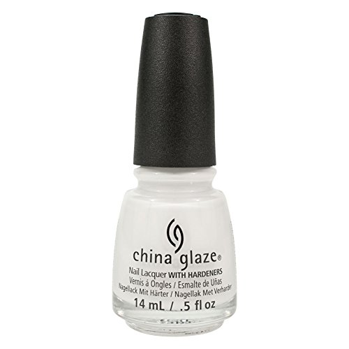 China-Glaze-Nail-Polish-WHITE-ON-Lacquer-70255-Salon-Girlie-5-oz-Manicure