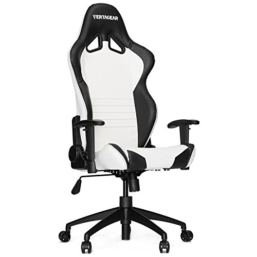 Vertagear Racing Series S-Line SL2000 Gaming Chair Black and White
