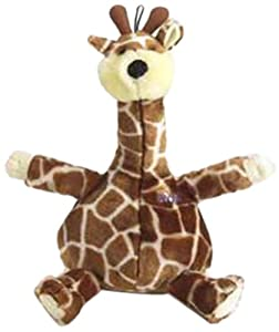 Aspen Pet 54272 Booda Booda Bellies Dog Toy, Extra Large, Giraffe