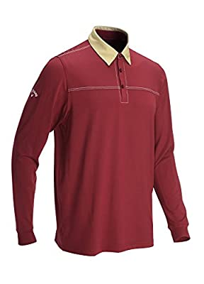 Callaway Long Sleeve Golf Polo Shirts