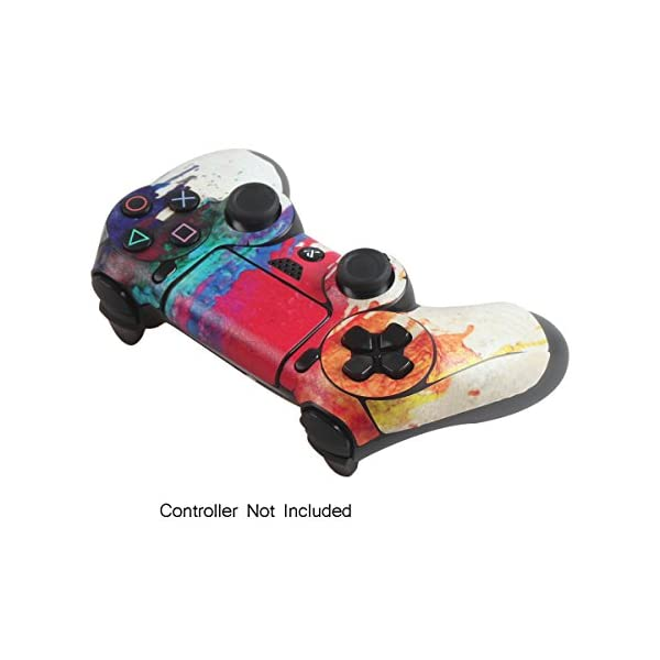 PS4 Skins Playstation 4 Game PS4 Games Decals Sony PS4 Controller Stickers  PS4 Accessories Skin Sticker Playstation 4 Controller Dualshock 4 Vinyl