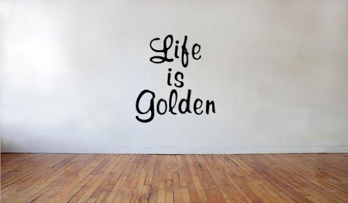 Golden Baby Crib