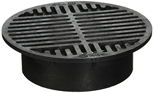 nds-10-plastic-round-grate-8-inch-black