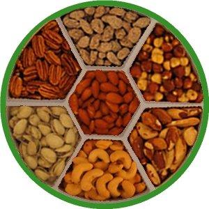 Morrow's Premium Nut Gift Tin, 33oz.