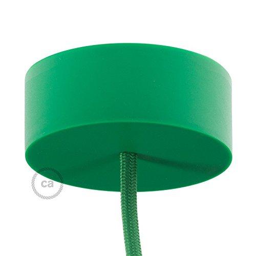 rosone-in-silicone-verde-scuro