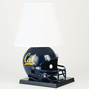 NCAA California Golden Bears Helmet Lamp by WinCraft
