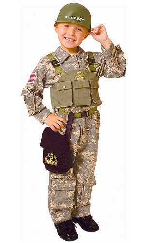Army Special Forces Boys Costume