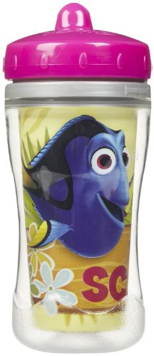 Playtex Disney Insulator Spout Cup - Finding Nemo - 9 Oz - Girl front-889349