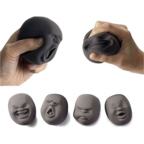 Moodimen Moodi Men - Silicon Squeeze Ball- Stress Buster - Sulky