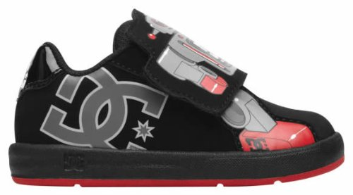 DC Shoes Kids Charade Robot Ul Fashion Sports Skate Shoe