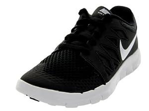 Nike Kids Free 5 (PS) Black/White/Anthracite Running Shoe 11 Kids US