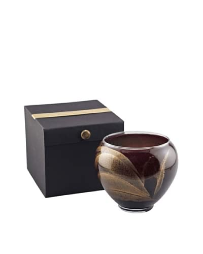 Northern Lights Candles Esque 16-Oz. Candle Vase, Ebony
