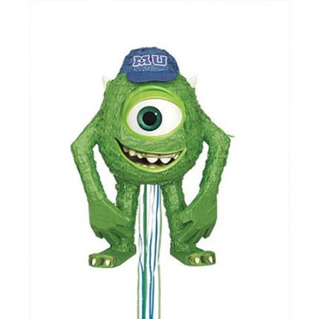 Disney Monsters University 3D Pinata - Party Supplies - 1 per Pack - 1