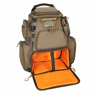 Wild River by CLC WN3604 Tackle Tek Nomad Lighted Backpack by Custom Leathercraft