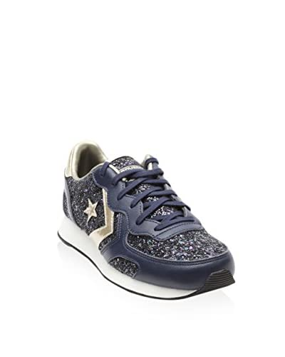Converse Sneaker Auckland Racer Ox blau/anthrazit/weiß