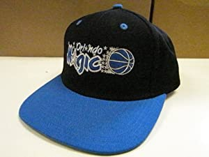 NBA Orlando Magic Retro 2 Tone Snapback Cap Old School by adidas
