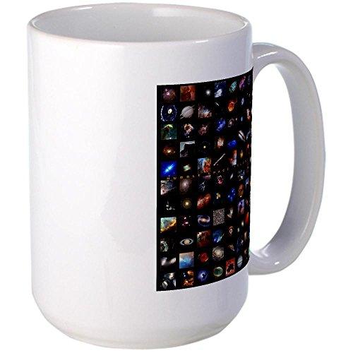 Cafepress Hubble Space Telescope Mugs Large Mug - Standard Multi-Color
