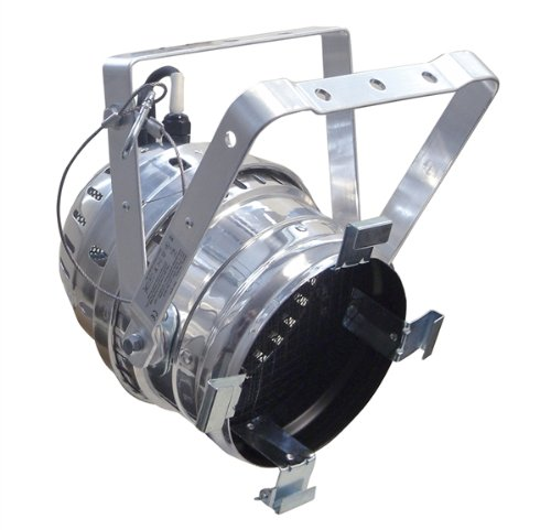 Soundlab Par 64 Floor Can, Aluminium