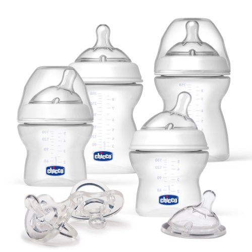 Chicco NaturalFit Baby's First Gift Set - 1