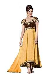 Shayona Salwar suit for women & girls(yellow)