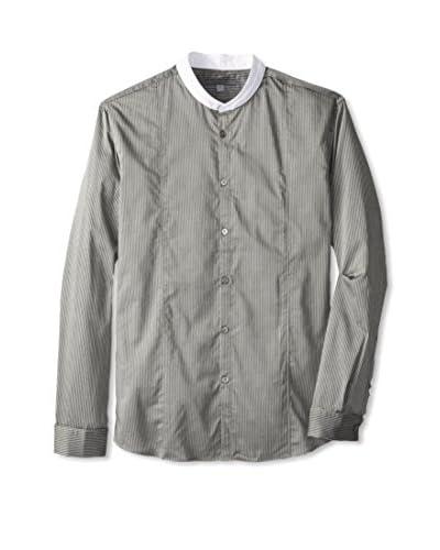John Varvatos Collection Men's Double Collar Shirt