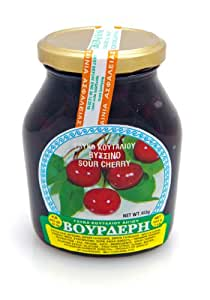 Vourderis Sour Cherry Preserves