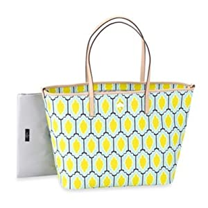 kate spade york Cabana Tile Harmony Baby Bag by L&L Merchandise
