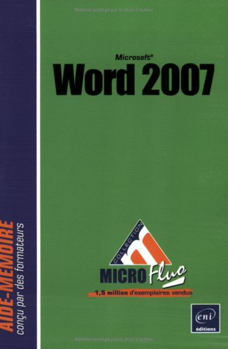 Word 2007 pdf de collectif t l charger turslamquite - Telechargement gratuit de word office 2007 ...