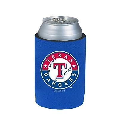 MLB Texas Rangers Can Koozie, Kolder, Blue