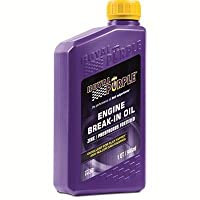 Royal Purple 11487 Engine Break In Oil 10W30 Pack of 6 Quarts from ROYAL PURPLE