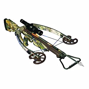 Horton CB880 Havoc 175 Crossbow Package with 4x32 Scope, Realtree by Horton