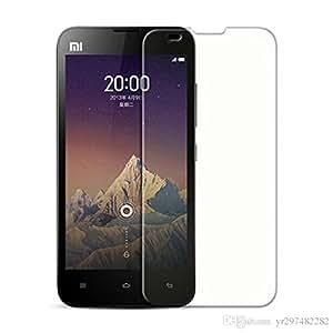 SNOOGG Xiaomi Mi 2sFull Body Tempered Glass Screen Protector [ Full Body Edge to Edge ] [ Anti Scratch ] [ 2.5D Round Edge] [HD View] - White