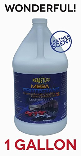 vinyl mega protectant rs 0804 15 restorer and conditioner for cars boats rvs motorcycles. Black Bedroom Furniture Sets. Home Design Ideas