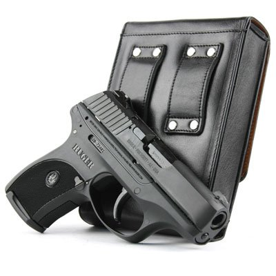 Ruger LC9 Sneaky Pete Holster (Belt Loop) MadeInTheUSA com