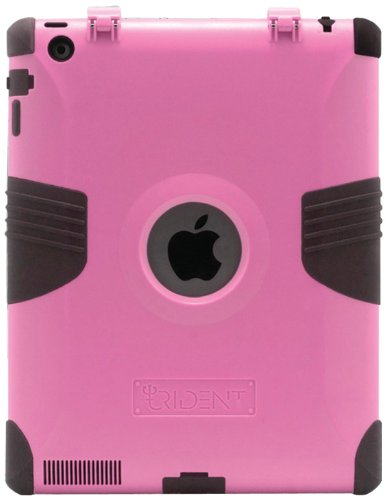 Trident KRAKEN Case for Apple iPad 2, Pink (KKN2-IPAD-2-PK)