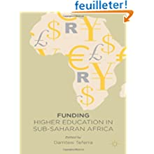 Funding Higher Education in Sub-Saharan Africa