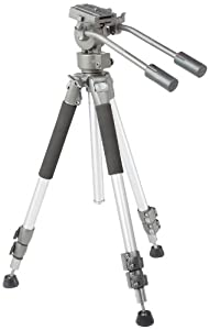 AmazonBasics 67-Inch Video Camera Tripod with Bag