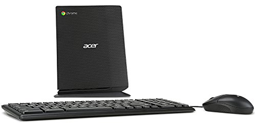 Acer Chromebox CXI-2GKM Desktop (with Keyboard and Mouse)